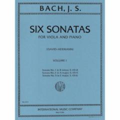 Six (Violin) Sonatas for Viola