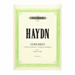 Concerto No. 1 in C Major for Violin and Piano
