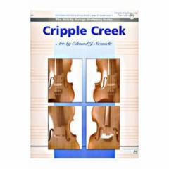 Cripple Creek for String Orchestra (Grade 1)