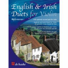 English and Irish Duets for Violin
