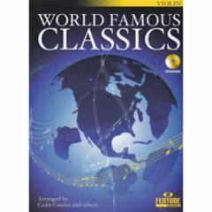 World Famous Classics for Violin