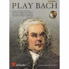 Play Bach arranged for Violin