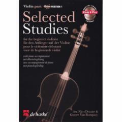 Selected Studies for Violin