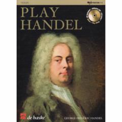 Play Handel for Violin
