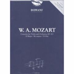 Concerto for Violin and Orchestra, KV 211 D Major