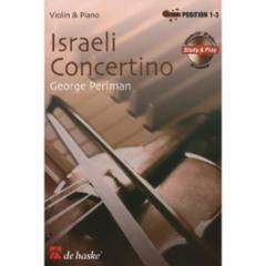Israeli Concertino for Violin and Piano