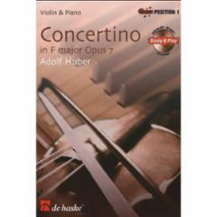 Violin Concertino in F Major, Op. 7