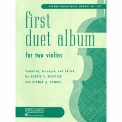 First Duet Album for Violin