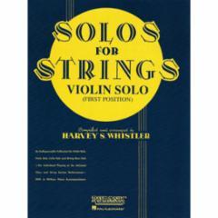 Solos for Strings/Violin