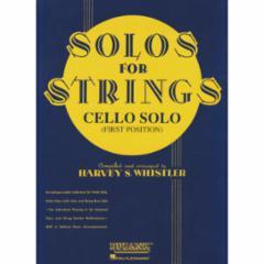 Solos for Strings/Cello