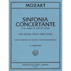 Symphonia Concertante in Eb Major, K.364 for Violin, Viola and Piano