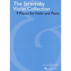 The Stravinsky Violin Collection