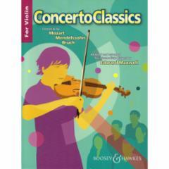 Concerto Classics for Violin