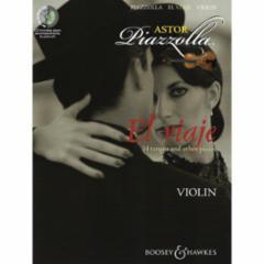 El viaje: 14 Tangos and Other Pieces for Violin