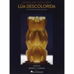 Lua Descolorida for One String Instrument and Piano