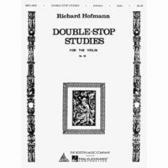 Double Stop Studies for the Violin, Op.96