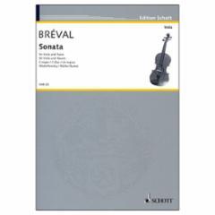 Sonata in C Major for Viola and Piano