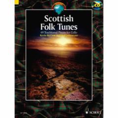 Scottish Folk Tunes: 69 Traditional Pieces for Cello