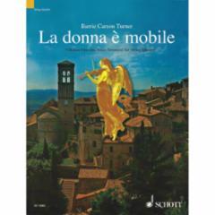 La donna e mobile: 9 Italian Operatic Arias for String Quartet