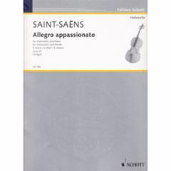 Allegro Appassionato, B Minor, Op. 43 (Cello)