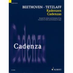 Cadenzas to Violin Concerto in D Major, Op. 61