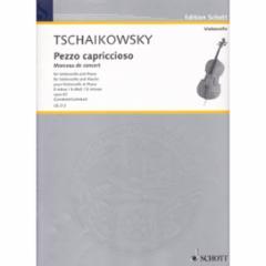 Pezzo capriccioso in B minor, Op. 62 for Cello and Piano