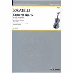 Concerto No. 12 for Violin and Orchestra
