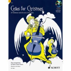 Cellos for Christmas