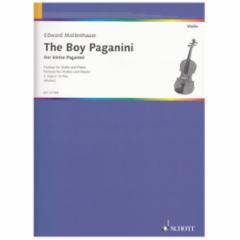 The Boy Paganini Fantasy for Violin and Piano