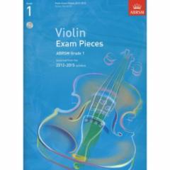 ABRSM Selected Violin Exam Pieces (2012-2015)