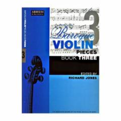 Baroque Violin Pieces