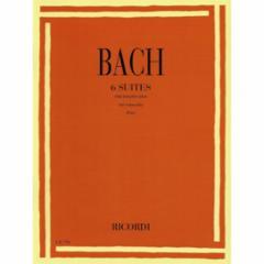 Six (Cello) Suites Arranged for Violin
