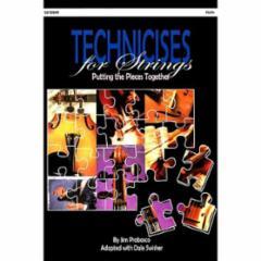 Technicises for Strings for Violin