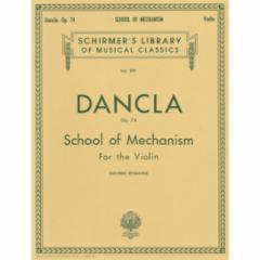 School of Mechanism, Op. 74 for the Violin