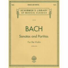 Sonatas and Partitas for Solo Violin