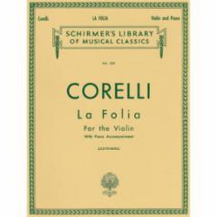 La Folia for Violin and Piano