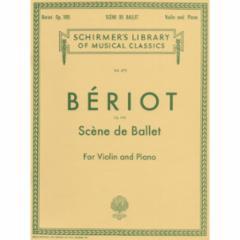 Sc�ne de Ballet, Op.100 for Violin and Piano