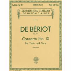 Concerto No. 9 in A Minor, Op. 104 for Violin