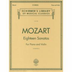 18 Sonatas for Violin