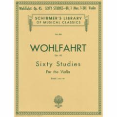 60 Studies for the Violin, Op. 45