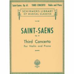 Concerto No.3 in B Minor, Op.61 for Violin