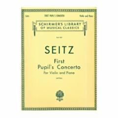 Pupil's Concerto No.1 in D Major, Op.7 (Violin)