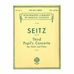 Pupil's Concerto No.3 in G Minor, Op.12 (Violin)