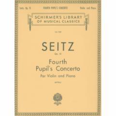 Pupil's Concerto No.4 in D Major, Op. 15 (Violin)