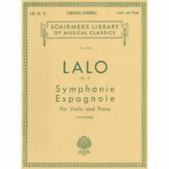 Symphonie Espagnole, Op. 21 (Violin)