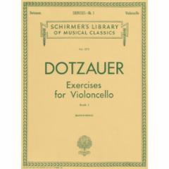 62 Exercises for Cello