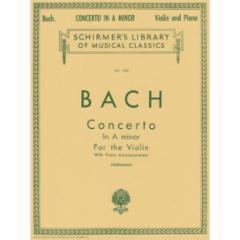 Concerto in A Minor for Violin and Piano