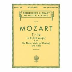 Trio No. 7 in E-flat Major (K.498) for Violin, Viola and Piano