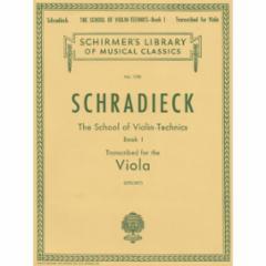 School of Viola Technics