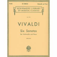 Six Sonatas for Cello